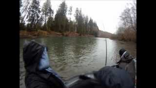 Northwest Steelhead adventure (Amazing under water footage)