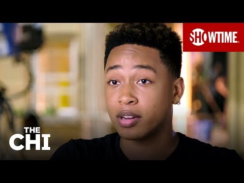 Jacob Latimore on Emmett | The Chi | Season 1 - YouTube