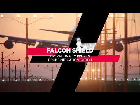 Falcon Shield - Operationally proven drone mitigation system