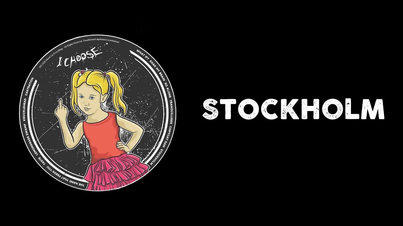 MIXED UP EVERYTHING - Stockholm (Official Audio | Lyrics)