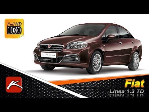 Fiat Linea тест драйв
