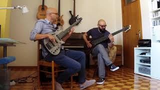 "PIERLUIGI BALDUCCI & VIZ MAUROGIOVANNI - ""A Night In Tunisia"""