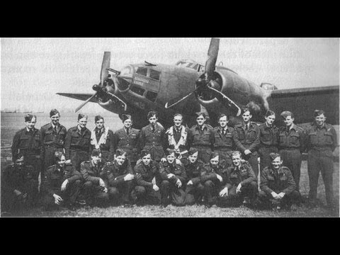 Bomber Pilot shot down in WW11 - YouTube