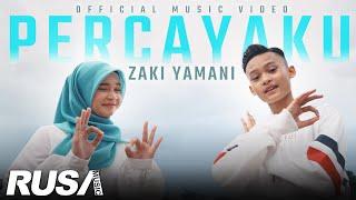 Download Zaki Yamani - Percayaku [Official Music Video]