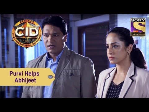 Your Favorite Character | Purvi And Abhijeet Investigate Dino's Homicide Case | CID thumbnail