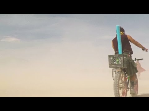 Life On The Playa: A Burning Man Experience