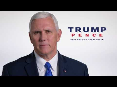 Mike Pence's message to Jerusalem rally