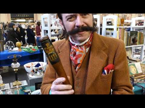 Atters discovers a curious truncheon