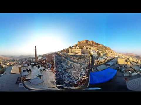 Syrian Refugees in Turkey, Vr Film 360.