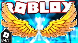 [EVENT] HOW TO GET THE DIY GOLDEN BLOXY WINGS IN THE 6TH ANNUAL BLOXYS | Roblox