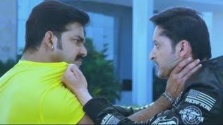 Pawan Singh Best Fihgt Scene Pawan Singh Madhu Sharma Superhit Bhojpuri Movie Challenge