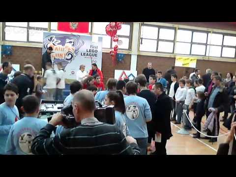 FIRST LEGO League Montenegro 2014