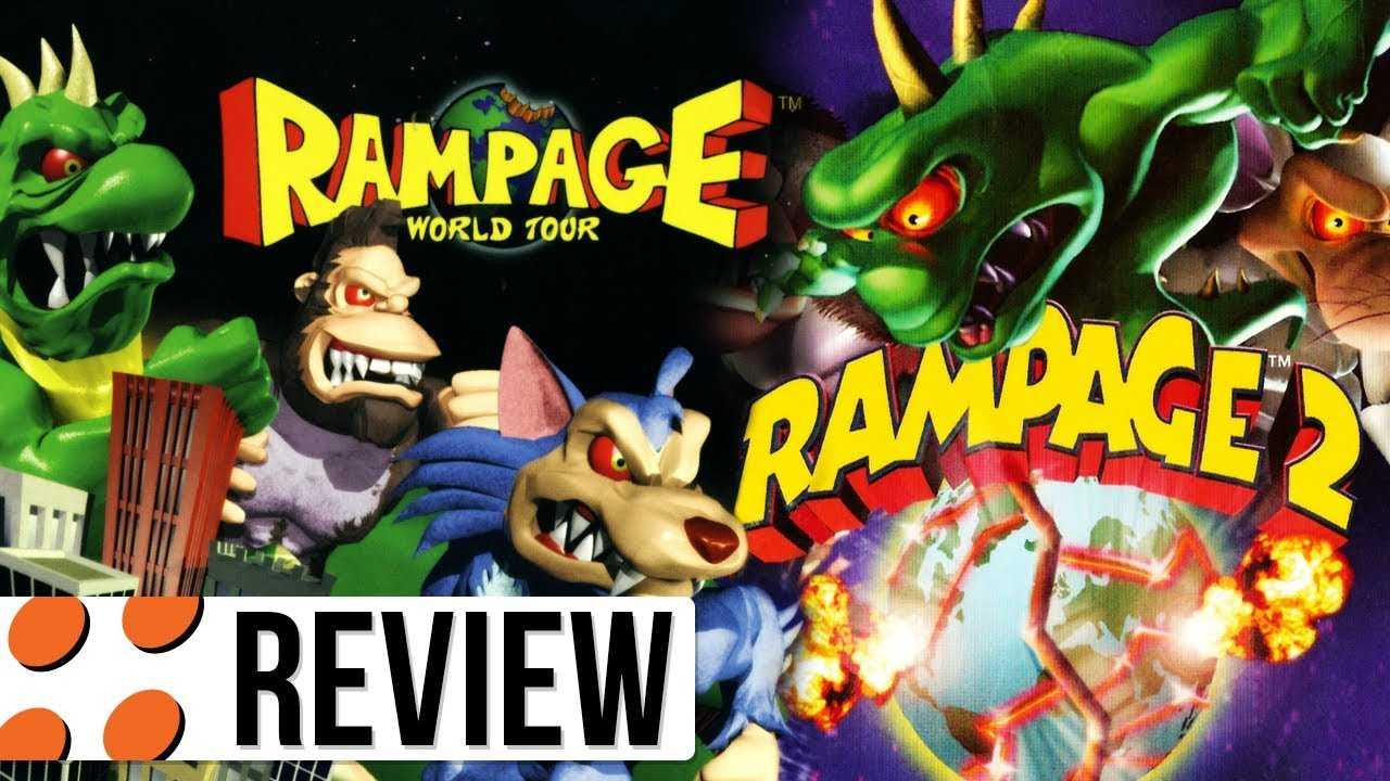 rupee rampage Out of rupees – top 5 games of 2017 pokémon go adding generation three rampage is based off the midway series of video games that began in 1986.