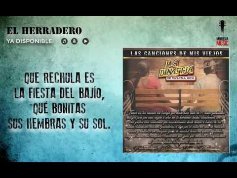La Dinastía De Tuzantla - El Herradero (Video Letra Oficial)