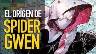El orígen de Spider-Gwen #SpiderVerse