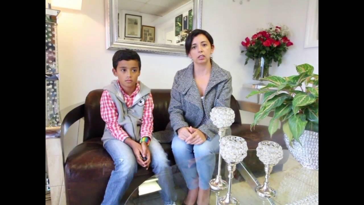 Testimonio Certificación Laboral Pilar Cantor