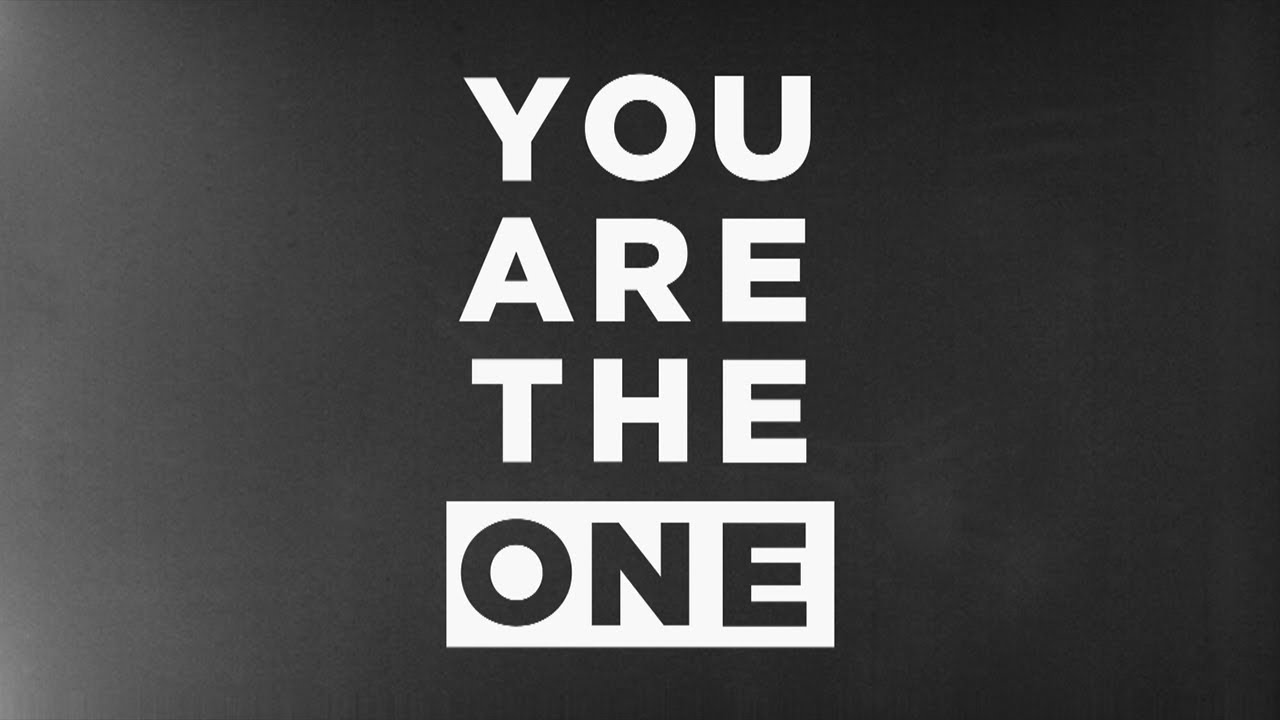 Canterbury You Are The One Lyric Video Youtube