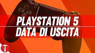PlayStation 5   Ufficiale la Data di uscita e il Nuovo Dualshock