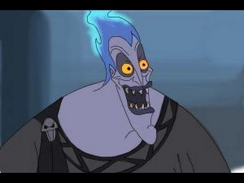 How To Draw Hades Disney Villain Youtube