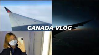 이 시국 캐나다 유학 브이로그 | 고등학생 캐나다 유학…
