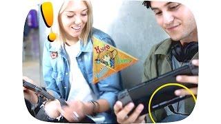Nintendo Switch ★ USB-C & Powerbank ?