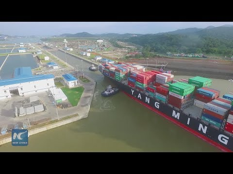 China&Panama explores business one month after diplomatic ties