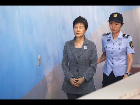 Former South Korean president Park Geun-hye sentenced to 24 years in prison