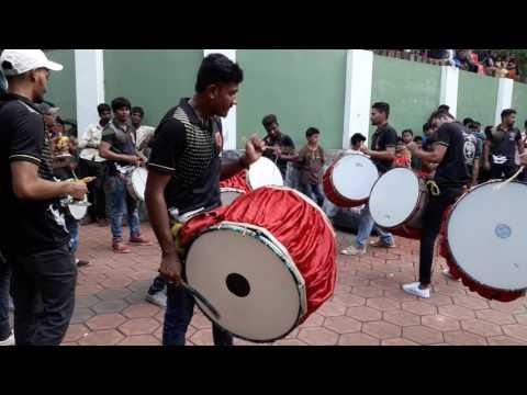 Dulha bana h khwaja song by natraj nashik dhol at kerla 2017