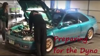 How to prepare to come to the Dyno part 1