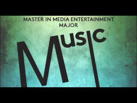 Master in Media Entertainment – Major Music