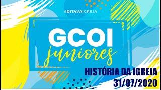 GCOI DOS JUNIORES 31/07/2020