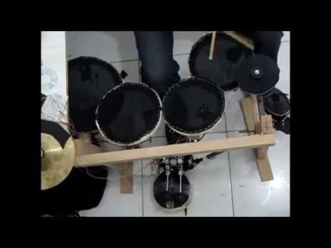 Arduino Drum Kit
