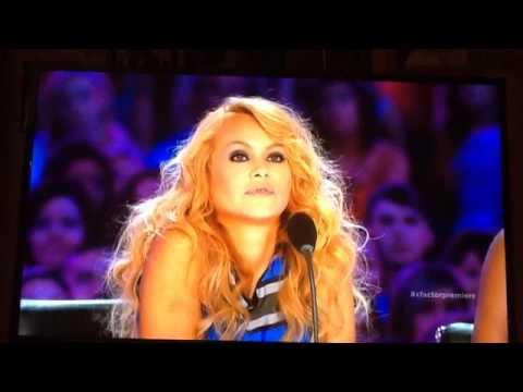 Meet Riley Brown-Clarity By Zedd-X Factor USA Audition