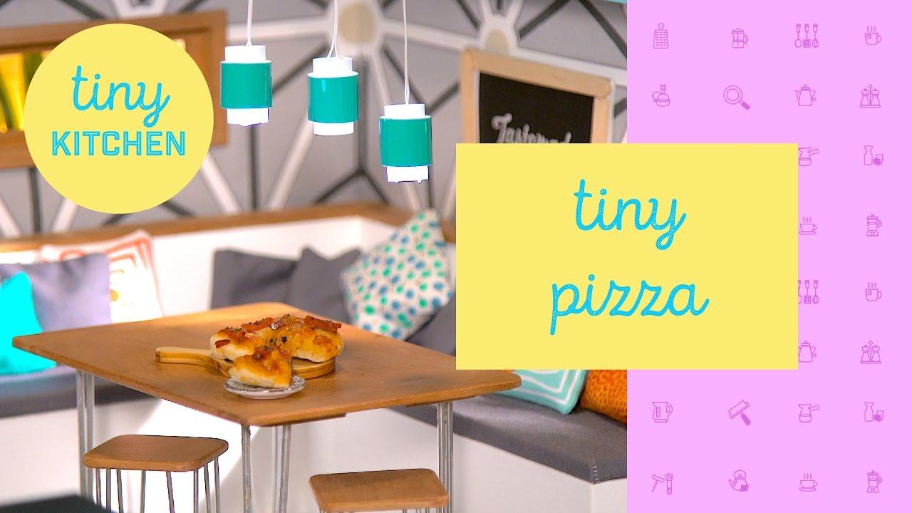 Tiny Pizza Kitchen Youtube