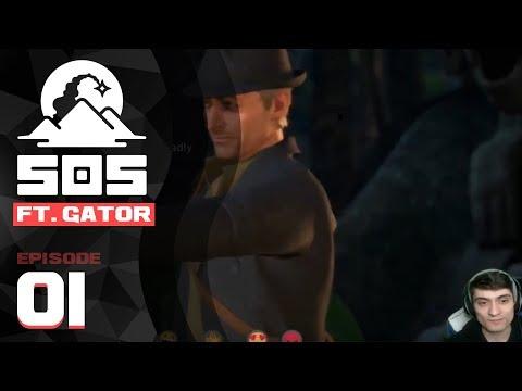 S.O.S. The Ultimate Escape! #1 w/ PokeaimMD & Gator!