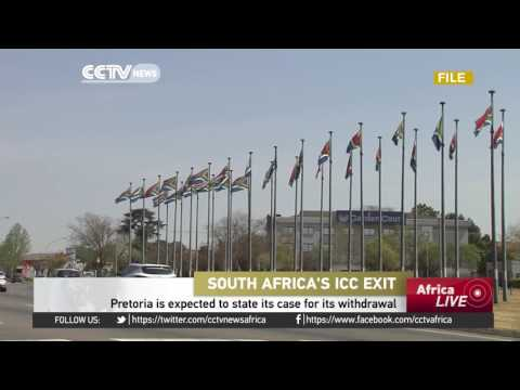 South Africa set for high level negotiations with ICC