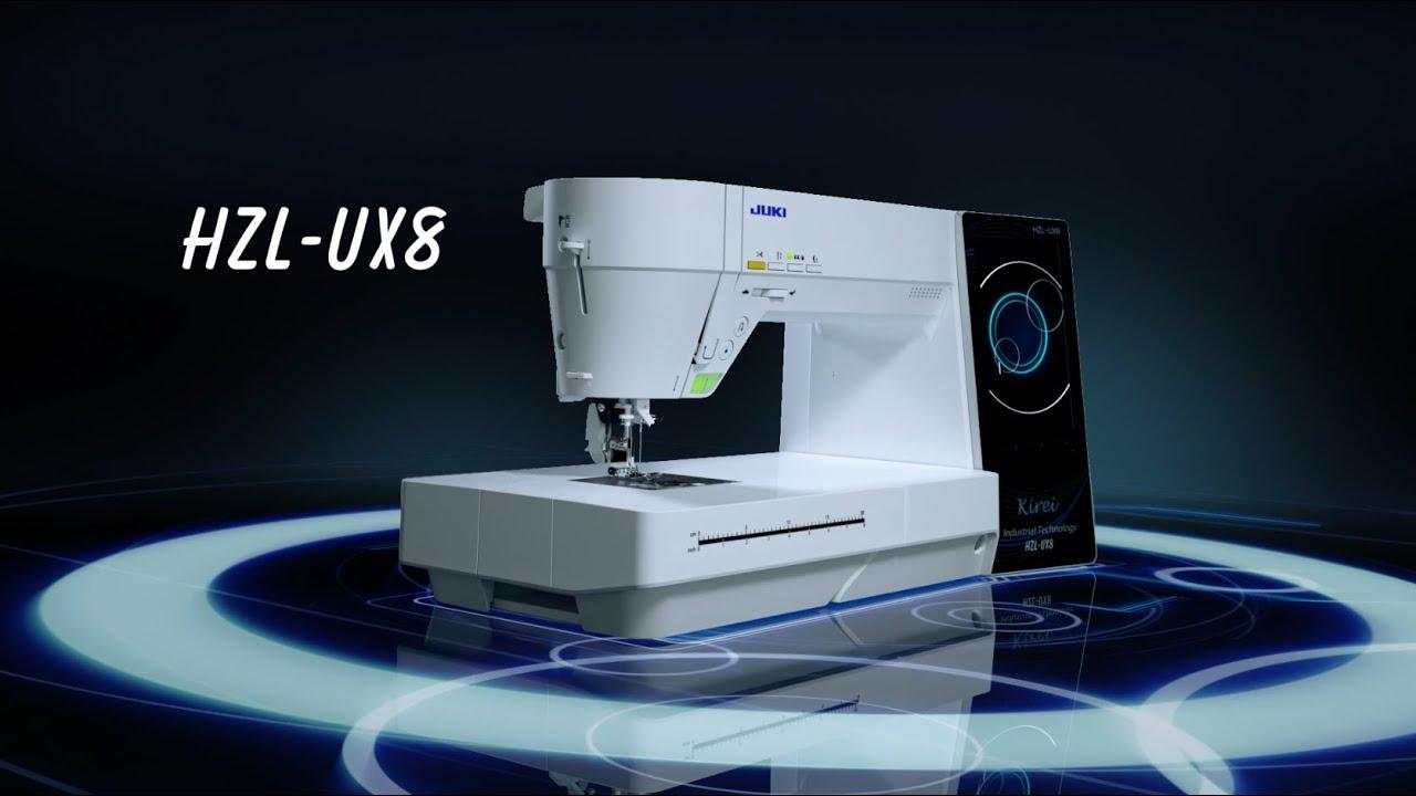 Download JUKI HZL-UX8 | JUKI Nähmaschinen