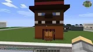 - Minecraft Обзор карты на 5 Ночей с Фредди