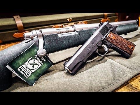 Gunmaker Files For Bankruptcy Amid Gun Slump