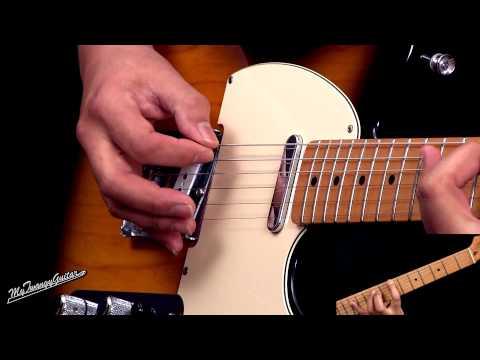 Honky Tonk Style Rhythm Guitar Lesson