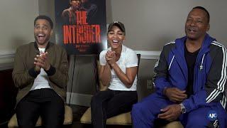 WATCH: Michael Ealy, Meagan Good, Director Deon Taylor Talks New Film 'Intruder'