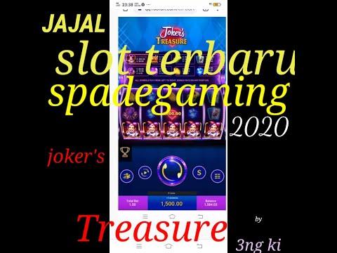 #slotonline-#slotjoker-#slot-jokers-treasure-spadegaming-2020