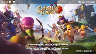 BEST COC PRIVATE SERVER 2017 JUNE UPDATE BOAT UPDATED / (ANDRIOD) CLASH OF CLANS