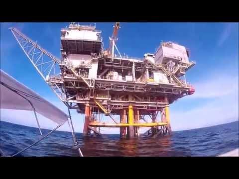 Rig Fishing - Trinidad Fishing [HD]