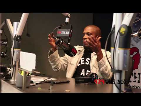 Ali Siddiq Talks About His New Comedy Special It's Bigger Then These Bars