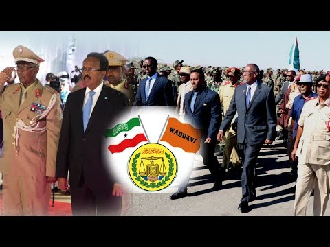 Xisbiga WADDANI oo Taageerayaashiisa ugu Baaqay inay Xukuumadda Somaliland Garab-istaagaan