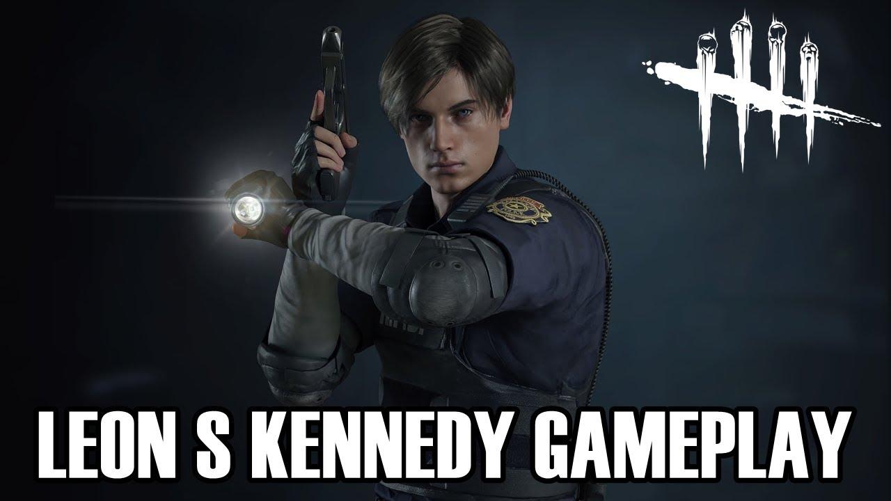 SAATNYA JADI PONI LEMPAR, LEON S KENNEDY! - Dead by Daylight x Resident Evil Indonesia