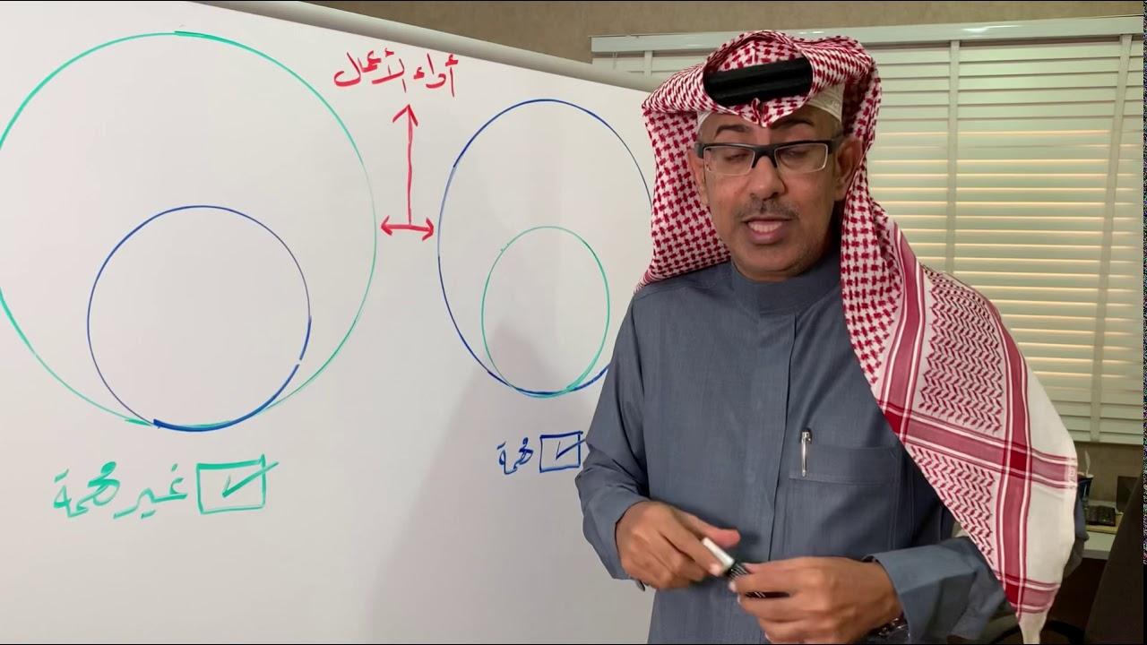 دائرة أداء الأعمال