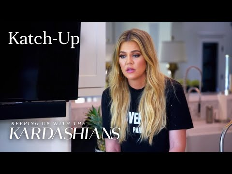 """Keeping Up With the Kardashians"" Katch-Up S12, EP.15 