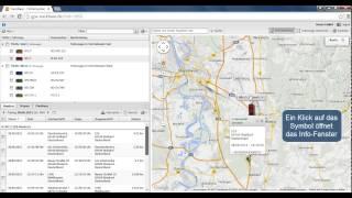 GPS Tracking - Echtzeitortung für ihr Fahrzeug